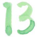 なないろレター№13 13は不吉な数字~文化の壁を越えた時~