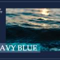 なないろレター№30 Navy Blue